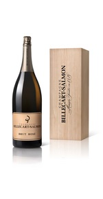Billecart-Salmon Brut Rose - 3 л. Jeroboam