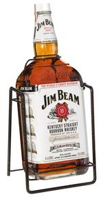 Jim Beam - 3 л. на качелях