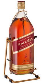 Johnnie Walker Red Label - 4.5 л. на качелях